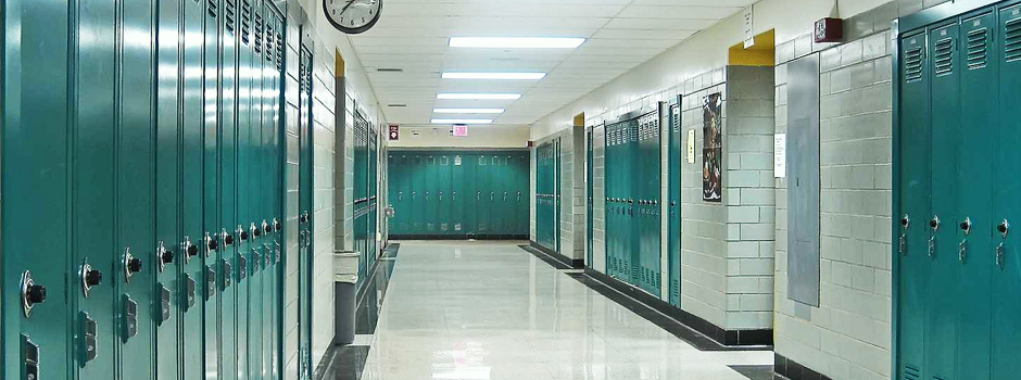 school-hallway-pittsburgh-cleaning